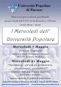 Manifesto maggio