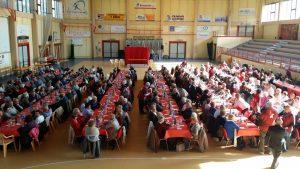 La cena dei pensionati Enpap, nascita di un sindacato