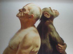 L'involuzione della specie umana