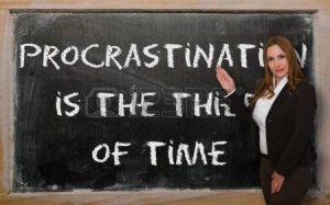 il motivo per cui le elezioni vengono procrastinate