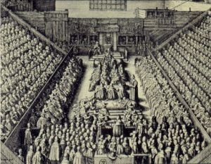 Oliver Cromwell, a proposito di repubblica