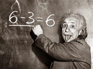 la relatività ner monno der potere